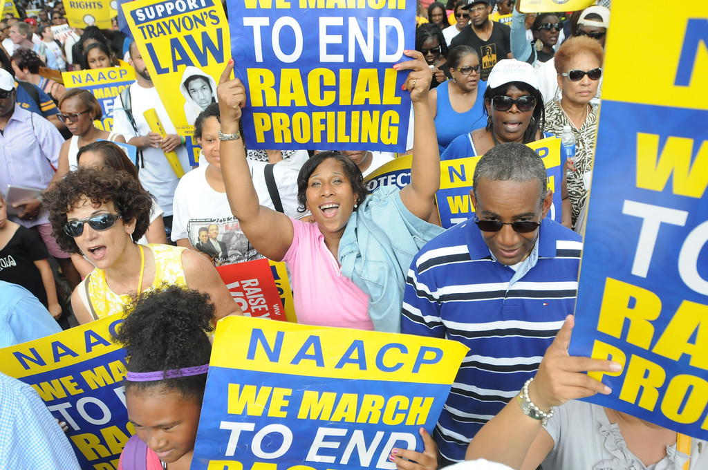 Description of . March on Washington-- Bethel AME church in Pottstown traveled to Washington, DC and joined thousands from around the country at the 50 th anniversary of the March on Washington. 8-24-2013 Photo by John Strickler/The Mercury