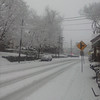 Mary Noecker Deery submitted this photo via Facebook from North Hanover Street looking towards Beech Street by St. Al's.
