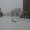 Mary Noecker Deery submitted this photo via Facebook of  North Hanover Street at Fourth Street looking North towards Farmington Avenue.