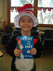 The students and staff at Pottstown's Lincoln Elementary School Got into the spirit of having fun while reading. <br /> Pictured is kindergartener Kiernan Welliever.<br /> <br /> Submitted by Pottstown School District