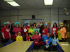 The students and staff at Pottstown's Lincoln Elementary School Got into the spirit of having fun while reading.<br /> Pictured are staff members of Lincoln Elementary. <br /> <br /> Submitted by Pottstown School District