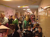 """The Roberts Education Association in the Owen J. Roberts School District held a """"Safe Trick or Treat"""" event at the high school. Pictured is the Wildcat Petting Zoo, East Coventry teachers and trick or treaters, and visitors to the event.<br /> <br /> Submitted by Karin Suzadail"""