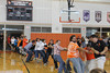 Perkiomen Valley High School students celebrated spirit week, leading up to a festive pep rally.<br /> Throughout the week, students were encouraged to wear clothing appropriate for the theme of that particular day. There were also many contests for students to participate in, such as an Oreo-eating contest, a hula hoop contest, relay races and a tug-of-war between students and faculty members.<br /> <br /> Submitted by Perk Valley School District edit